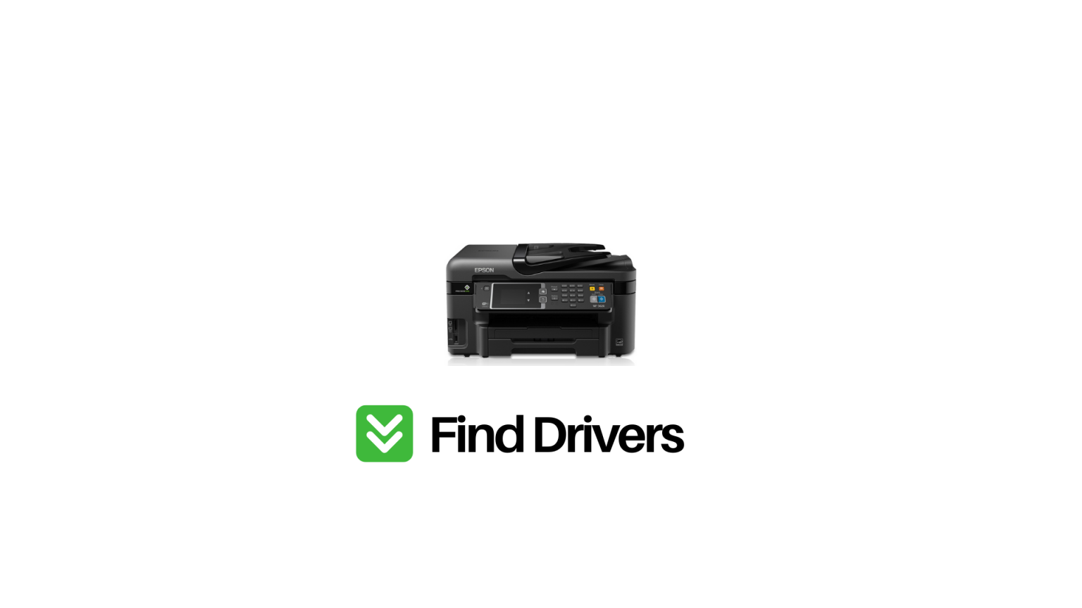 Epson WF-3620 Driver Software Downloads - Find Drivers